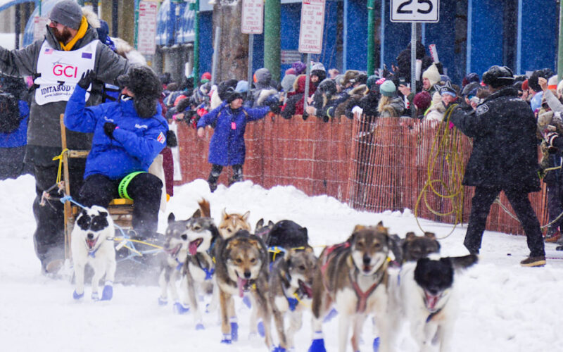 Iditarod Podcast