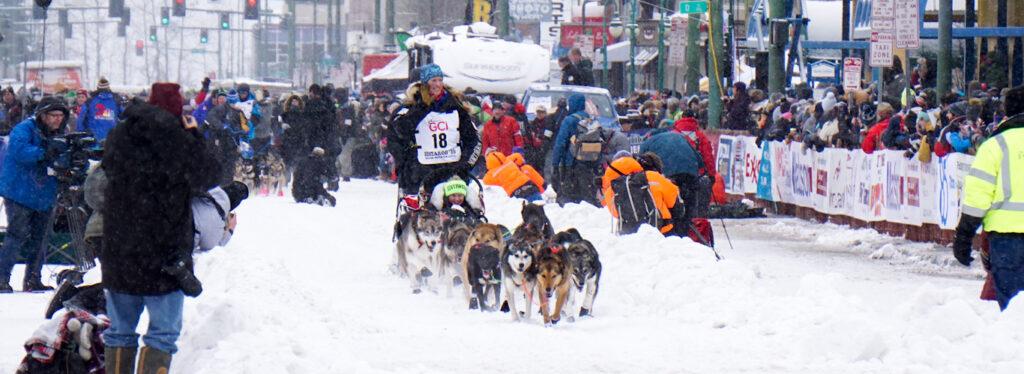 Iditarod last great race