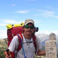 trevor thomas blind hiker